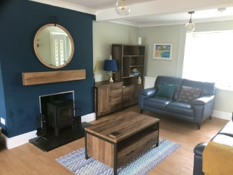 Trearddur Bay Holidays - Cottage Rental in Anglesey | Main Living Space